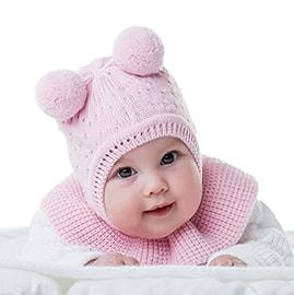 Детские шапочки-шлемы