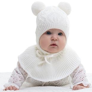 Детские шапочки компании Журавлик