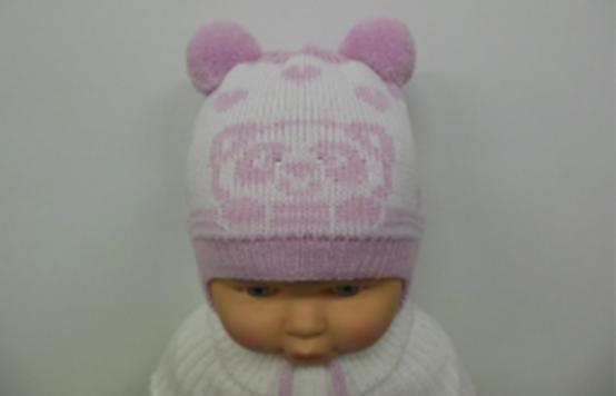 599e81df5bfb6 Шапки спицами для маленькой девочки и подростка на весну, зимние, осенние: схемы. Как связать шапку спицами для начинающих для девочки?