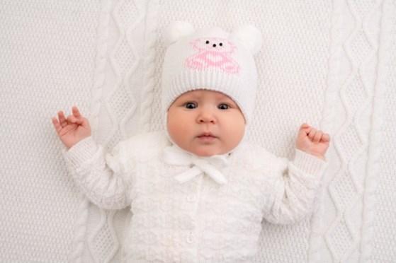 новость выбор шапочки для новорожденных журавлик